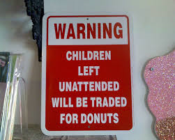 kids for donuts