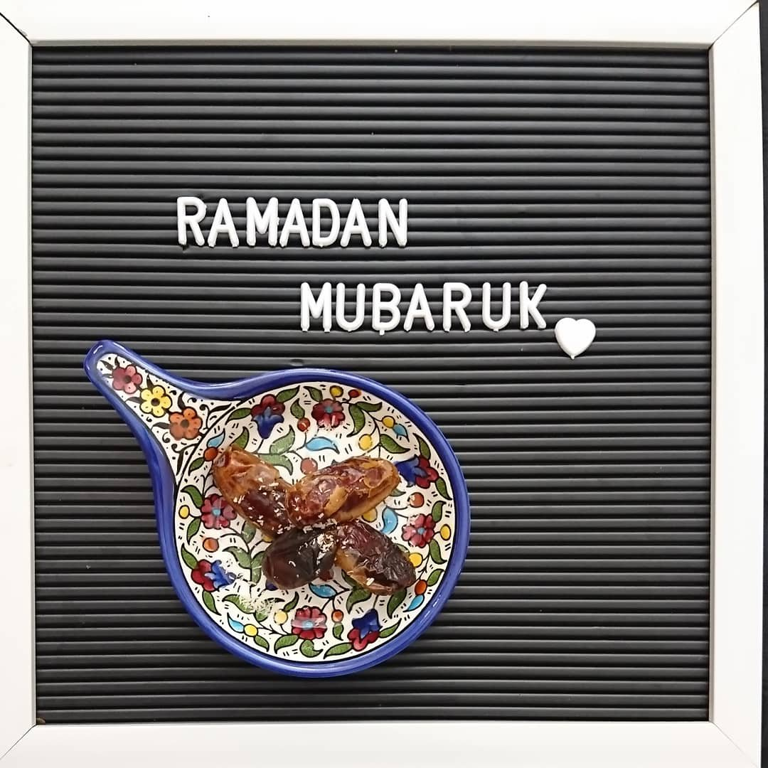 To the moms like me, who are anxious this Ramadan… IT'S OK!
